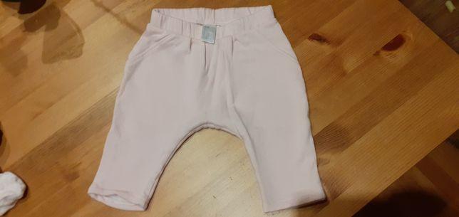 Spodnie dresowe rozm.68 h&m