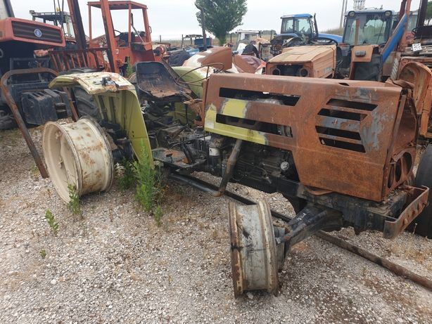 Trator-Hurliman H361 para peças