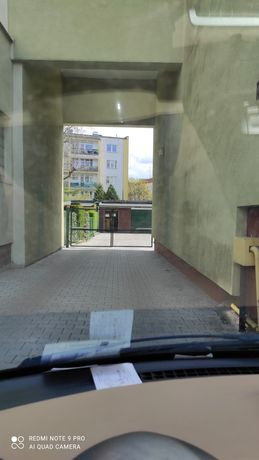 Garaz murowany centrum.ul E.Plater
