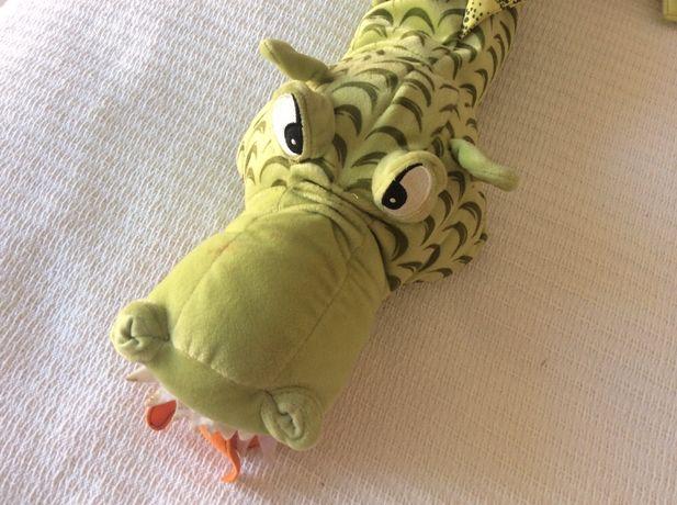 Dragão - brinquedo macio