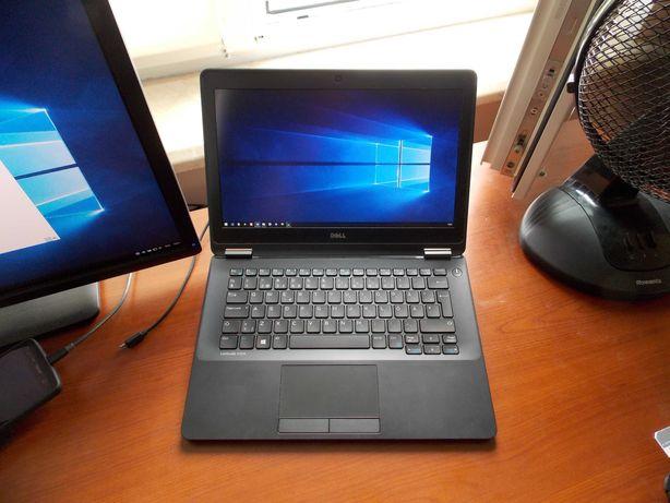Ноутбук Dell Latitude 7270 i5/16Gb Ram/2x 128gb ssd  ультарбук