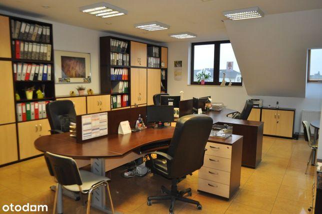 Lokal biurowy w centrum miasta.