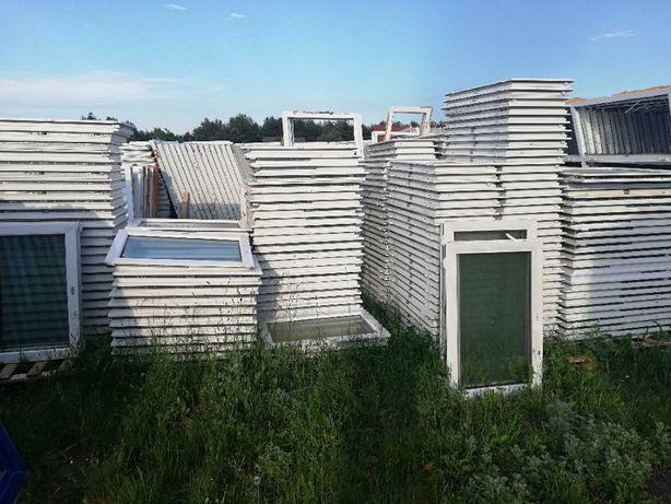 Okna pcv mega ilość inne bar wiatę hala magazyn ogród zimowy- wysyłki