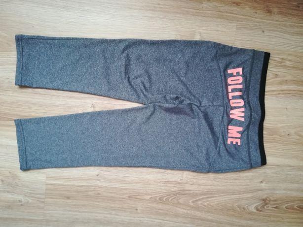Spodnie legginsy sportowe Sinsay S nowe