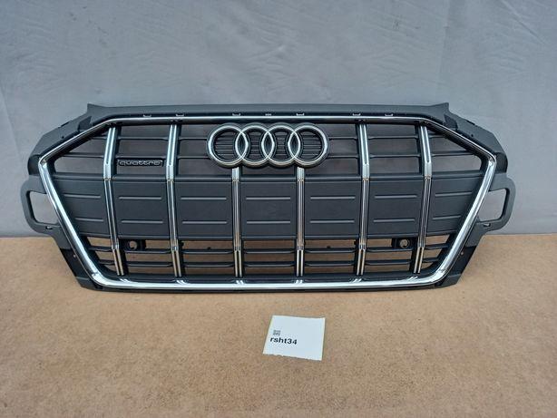 AUDI A4 B9 рест 19- Решетка радиатора 8w0853651