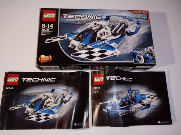 LEGO Technic 2w1