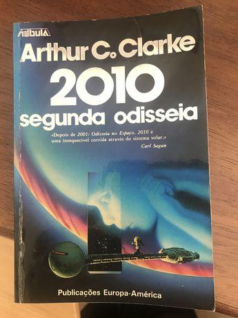 2010 Odisseia no Espaço - Arthur C. Clarke