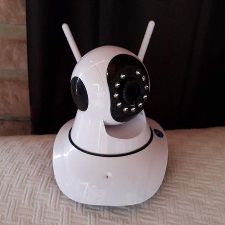 Камера - няня. IP - камера | Q6. Wi-Fi camera, видеонаблюдение. Smart