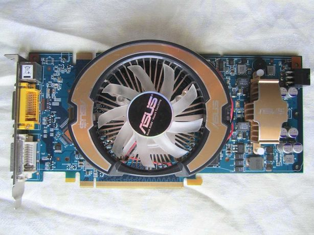 ASUS GeForce 8800GT 256Mb GDDR3 256-bit PCI Express - Видеокарта -