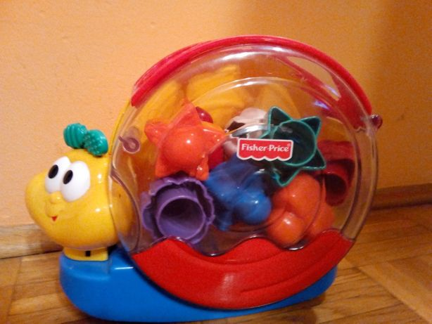 Fisher Price Ślimak