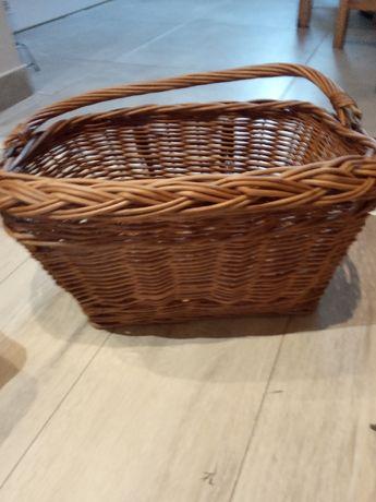 Koszyk na rower dla pieska