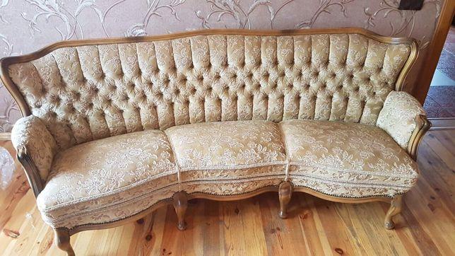 Диван та 2 крісла у стилі Бароко