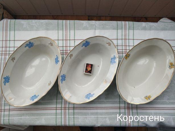Продам блюдо, производство Коростень, Украина