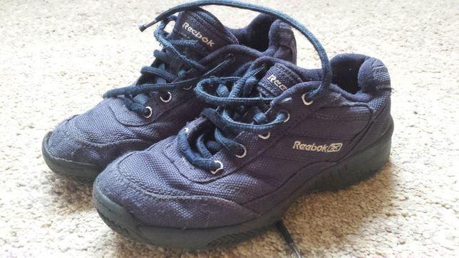 REEBOK buty sportowe, rozmiar EUR29, 18cm, kolor granatowe.