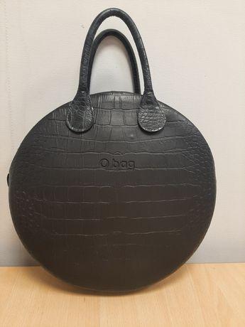 Obag o bag cocco twist nero