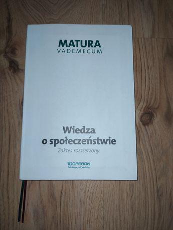 Matura Vademecum Wiedza o społeczeństwie Operon
