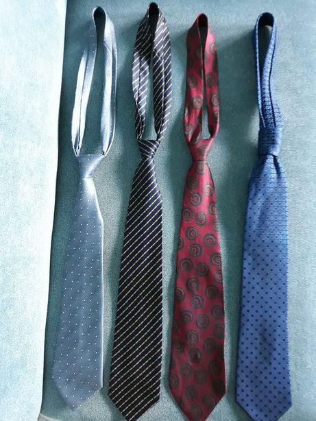 Krawaty męskie, modne,nowe,eleganckie