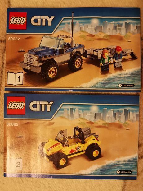 Lego City 60082 klocki Lego