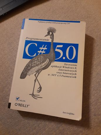 C#5.0 Tworzenie aplikacji Windows 8
