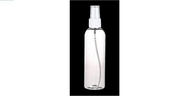 butelka pet 200ml z atomizerem 20/410 - spryskiwacz rozpylacz kpl.