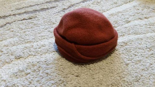 Ruda czapka