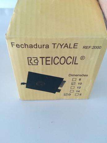 Fechadura nova