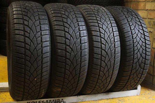 225/60 R16 Dunlop, шины зима, 4 шт, 7 мм (215/235/55/65)