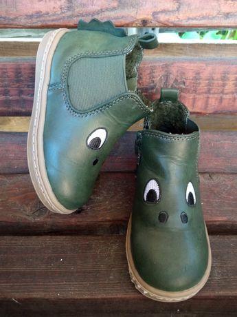 Ботиночки динозаврики Next 23 розмір