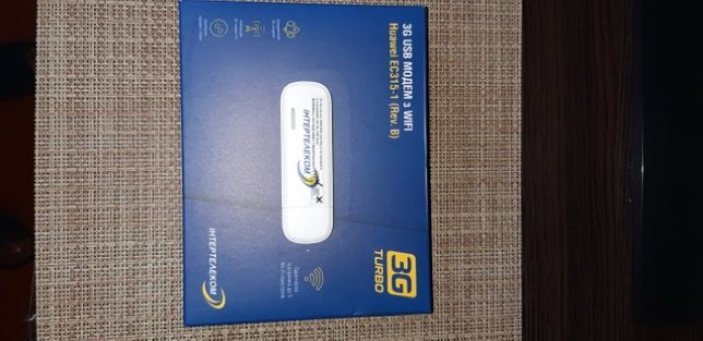 Huawei EC315-1 3G USB Модем с WiFi