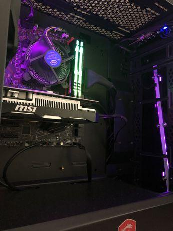 Komputer gamingowy gtx 1650 i5 9400K