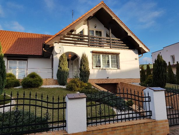 dom z ogródkiem w Koninie - Chorzeń