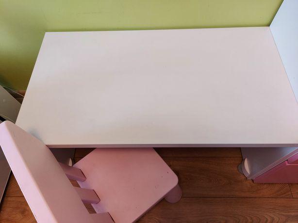 Stolik plus krzesło Ikea