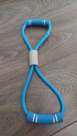 Резинка эспандер для фитнеса