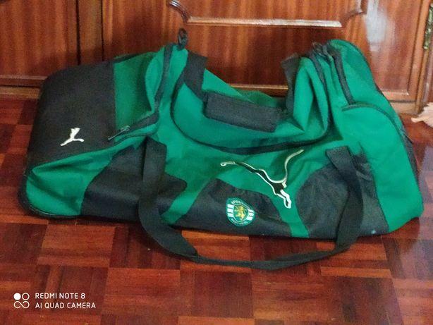Mala do Sporting clube de Portugal