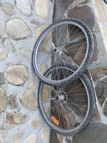 Колеса для велосипеда (нержавіючі шпиці алюмінюєва рафка