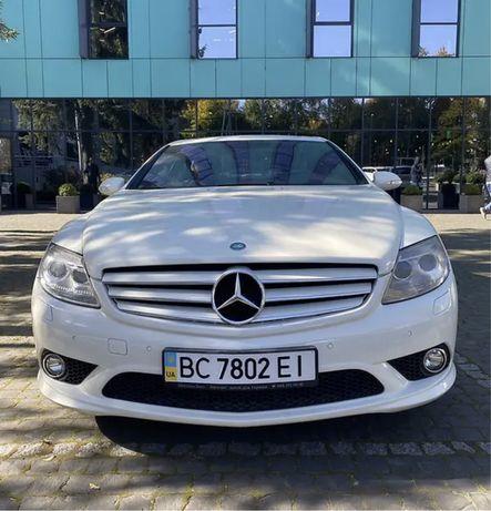 Mercedes-Benz CL 500 CL500 2007