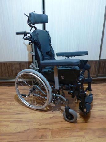 NOWY Wózek inwalidzki specjalny-multipozycyjny VERMEIREN INOVYS 2