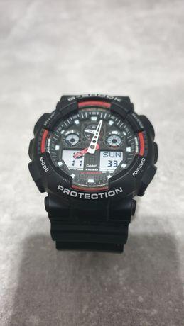 Oryginalny zegarek CASIO G-SHOCK GA-100-1A4 - nowa bateria