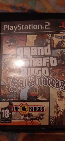 Vendo jogo playstation 2