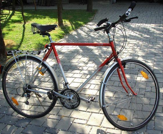 Oryginalny rower szosowy PEGASUS 28 ALU z Niemiec