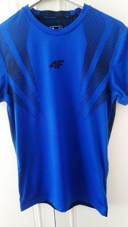4F funkcyjny, treningowy t-shirt