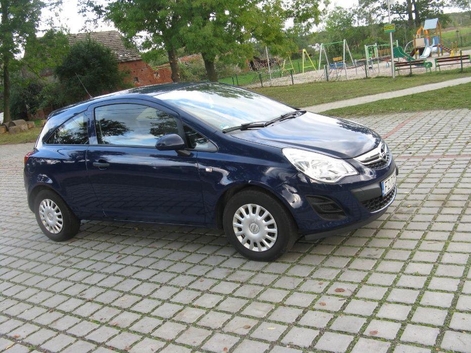 Opel Corsa D 2013 rok Lift 1.2 PB 90 tysięcy przebiegu z klimatyzacją Zielona Góra - image 1