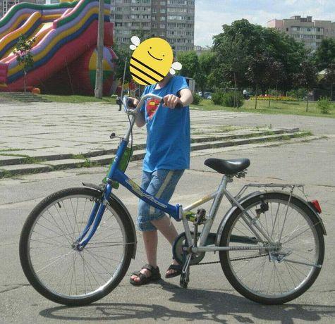 Продам раскладной велосипед Kontur Skyline