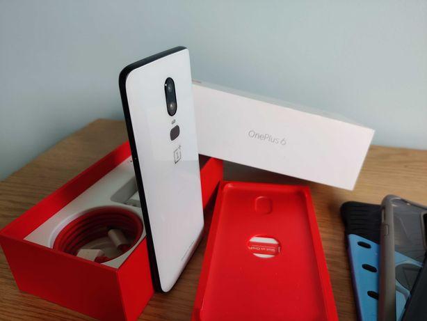 OnePlus 6 Unlimited - nowy ekran i bateria + casy + szkło