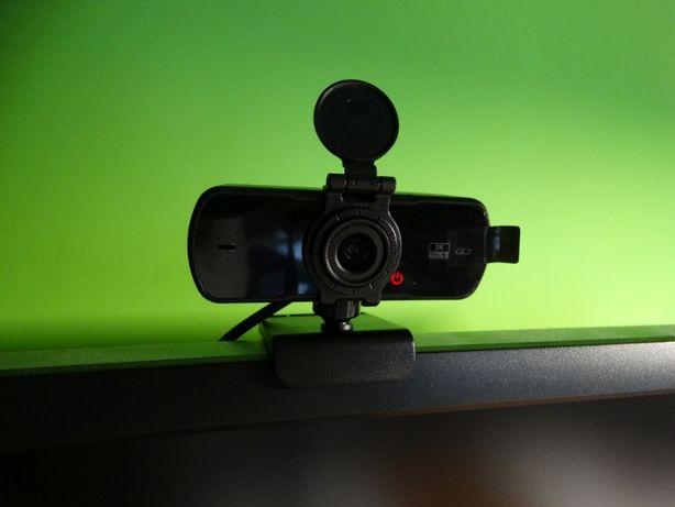 Kamera internetowa 2K FHD na USB Home office, zdalne nauczanie i praca