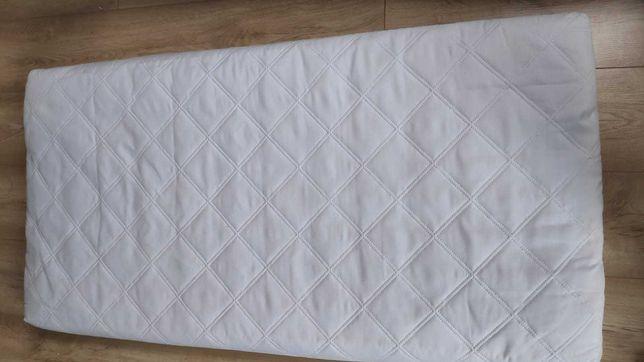 Materac do łóżeczka 120x60