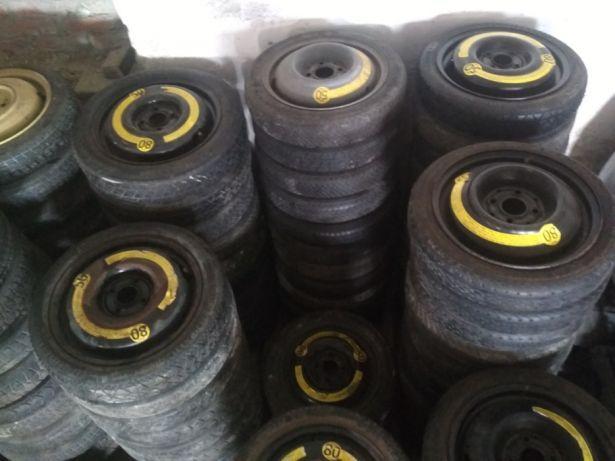 Докатки запаск оригігальні VWSeat Skoda Daewoo Hond Hyundai Kia Mazda