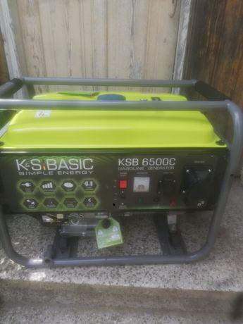 Agregat prądotwórczy 6500 5,5 kw