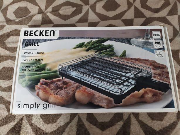 Електричний гріль Becken grill