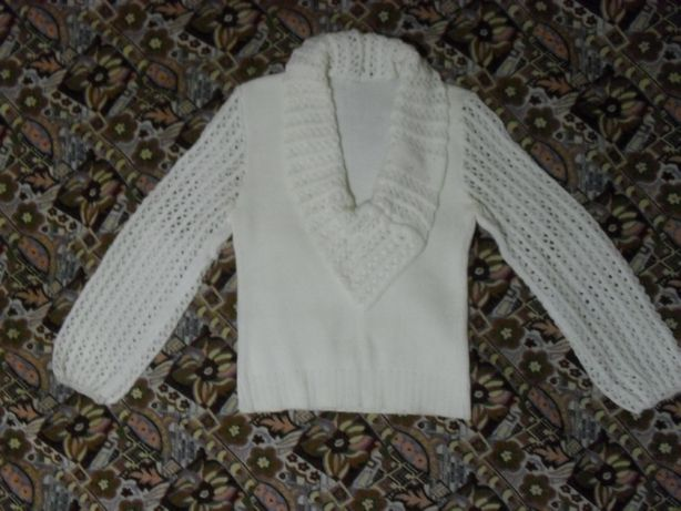 10-13 л свитер кофта